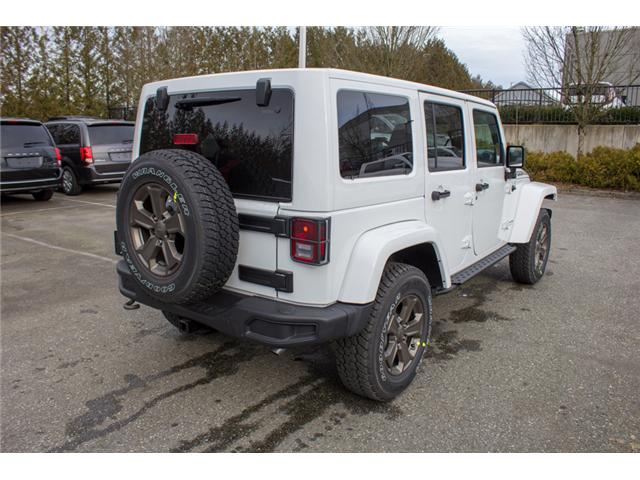 2018 Jeep Wrangler JK Unlimited Sport (Stk: J857778) in Abbotsford - Image 7 of 27