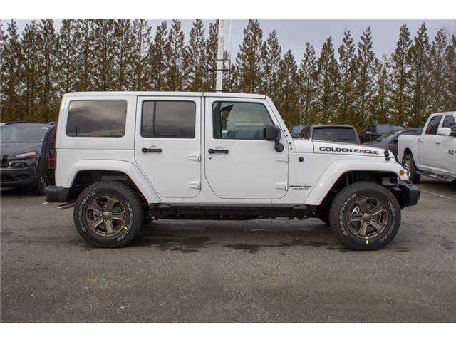 2018 Jeep Wrangler JK Unlimited Sport (Stk: J857778) in Abbotsford - Image 8 of 27