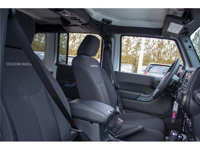 2018 Jeep Wrangler JK Unlimited Sport (Stk: J857778) in Abbotsford - Image 16 of 27
