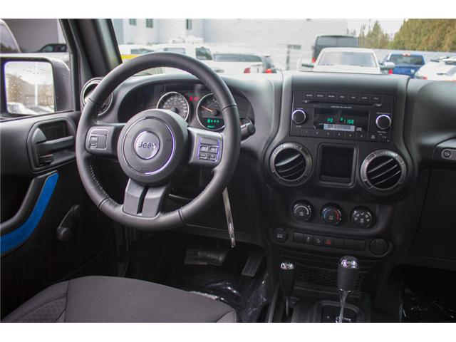 2018 Jeep Wrangler JK Unlimited Sport (Stk: J857922) in Abbotsford - Image 15 of 26