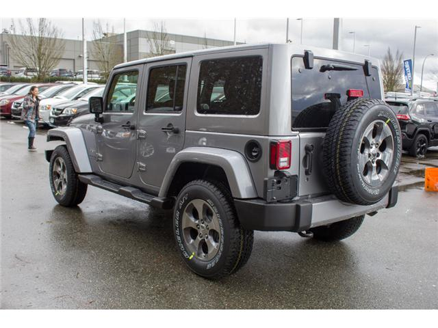 2018 Jeep Wrangler JK Unlimited Sahara (Stk: J863952) in Abbotsford - Image 5 of 29