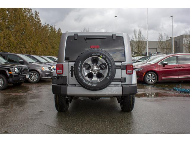 2018 Jeep Wrangler JK Unlimited Sahara (Stk: J863952) in Abbotsford - Image 6 of 29