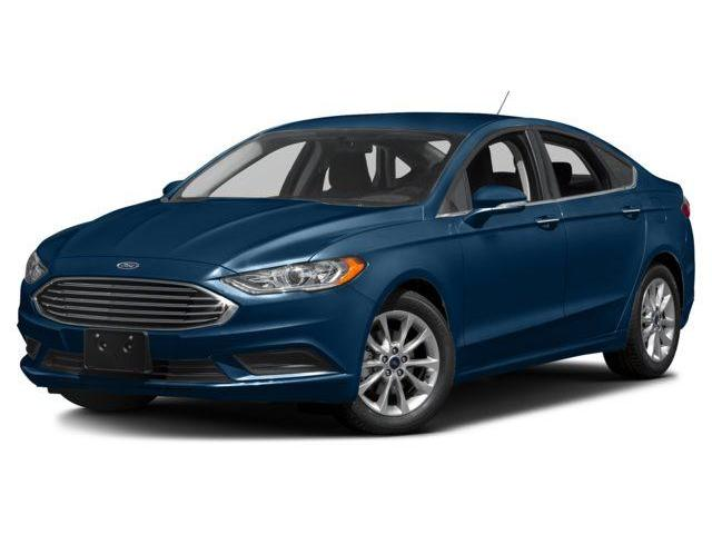 2017 Ford Fusion SE (Stk: 7454) in Wilkie - Image 1 of 9