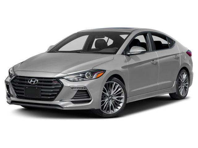 2018 Hyundai Elantra  (Stk: 8L6139) in Hamilton - Image 1 of 11