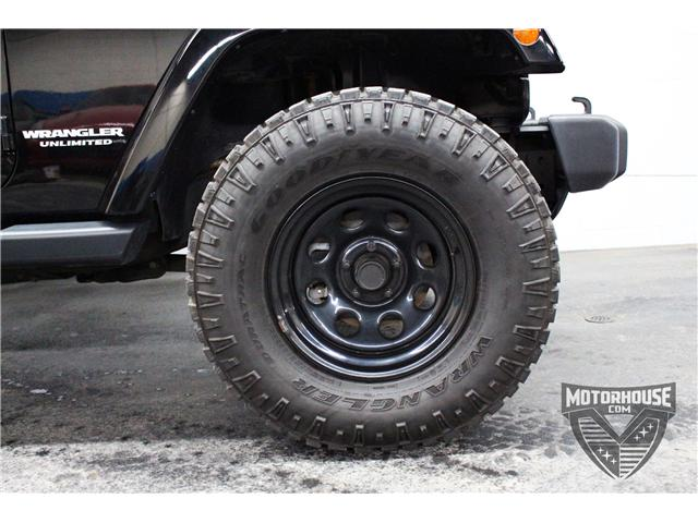 2015 Jeep Wrangler Unlimited Sahara (Stk: 1613) in Carleton Place - Image 4 of 35