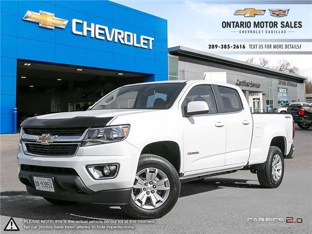 2018 Chevrolet Colorado LT (Stk: T8111931) in Oshawa - Image 1 of 19