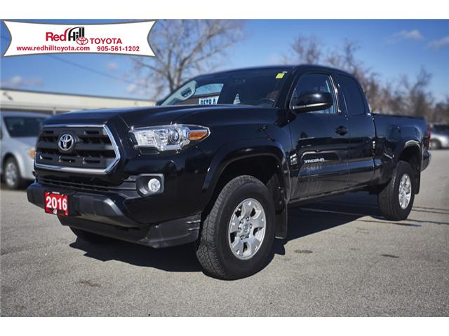 2016 Toyota Tacoma SR5 (Stk: 33682) in Hamilton - Image 1 of 16