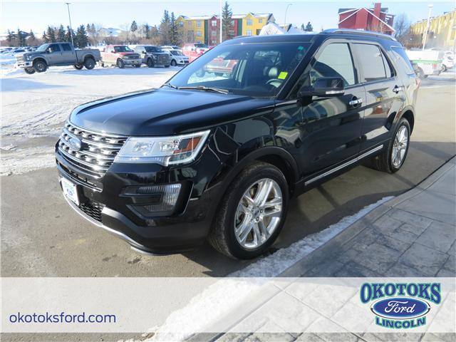 2016 Ford Explorer Limited (Stk: B83009) in Okotoks - Image 1 of 25
