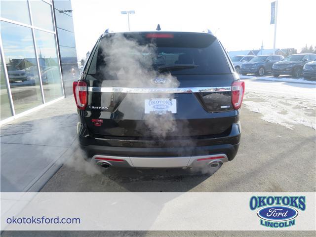 2016 Ford Explorer Limited (Stk: B83009) in Okotoks - Image 6 of 25