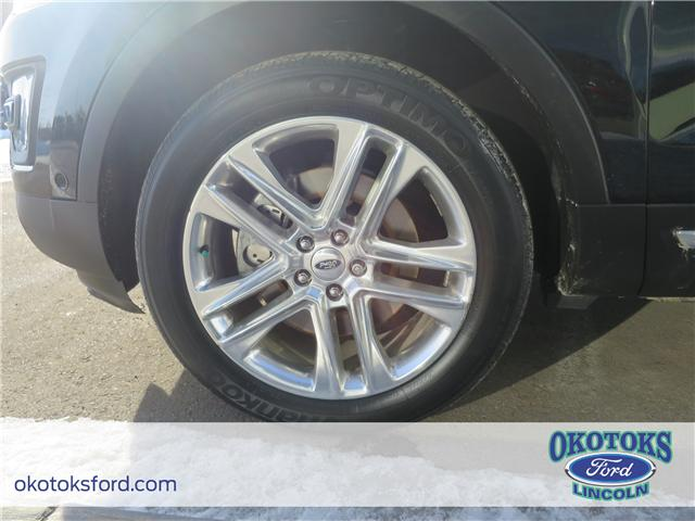2016 Ford Explorer Limited (Stk: B83009) in Okotoks - Image 7 of 25