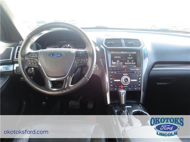 2016 Ford Explorer Limited (Stk: B83009) in Okotoks - Image 8 of 25
