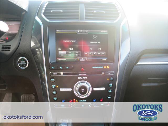 2016 Ford Explorer Limited (Stk: B83009) in Okotoks - Image 16 of 25
