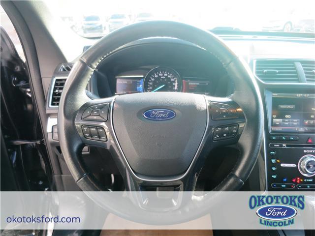 2016 Ford Explorer Limited (Stk: B83009) in Okotoks - Image 19 of 25