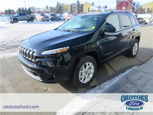 2015 Jeep Cherokee North (Stk: JK-1005A) in Okotoks - Image 1 of 22