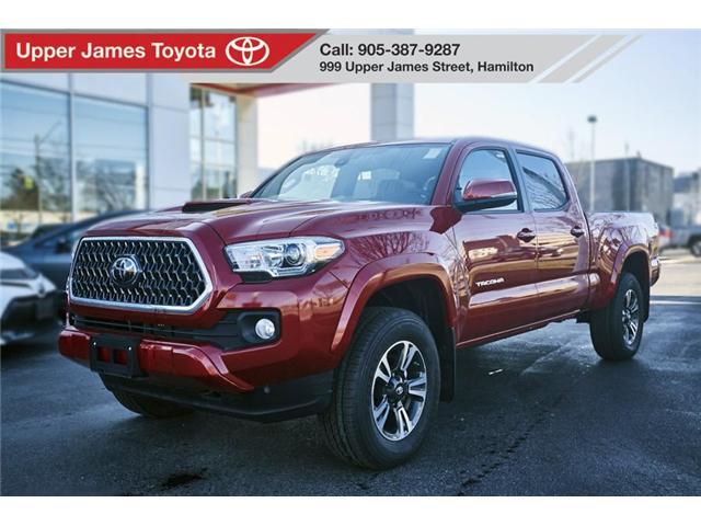 2018 Toyota Tacoma SR5 (Stk: 180244) in Hamilton - Image 1 of 16