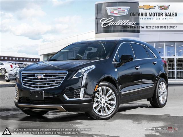2017 Cadillac XT5 Platinum (Stk: 7133816) in Oshawa - Image 1 of 19
