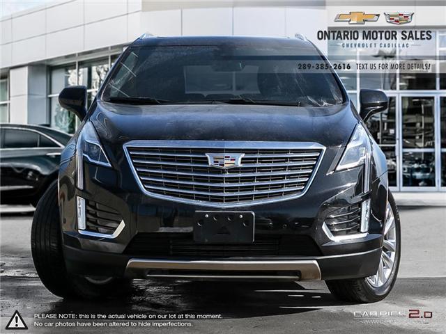 2017 Cadillac XT5 Platinum (Stk: 7133816) in Oshawa - Image 2 of 19