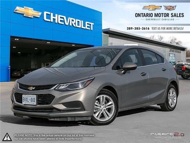 2018 Chevrolet Cruze LT Auto (Stk: 8514231) in Oshawa - Image 1 of 19