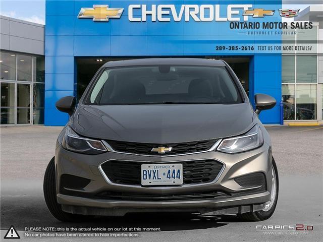 2018 Chevrolet Cruze LT Auto (Stk: 8514231) in Oshawa - Image 2 of 19