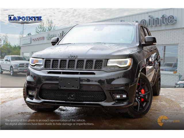 2018 Jeep Grand Cherokee SRT (Stk: 18084) in Pembroke - Image 1 of 20
