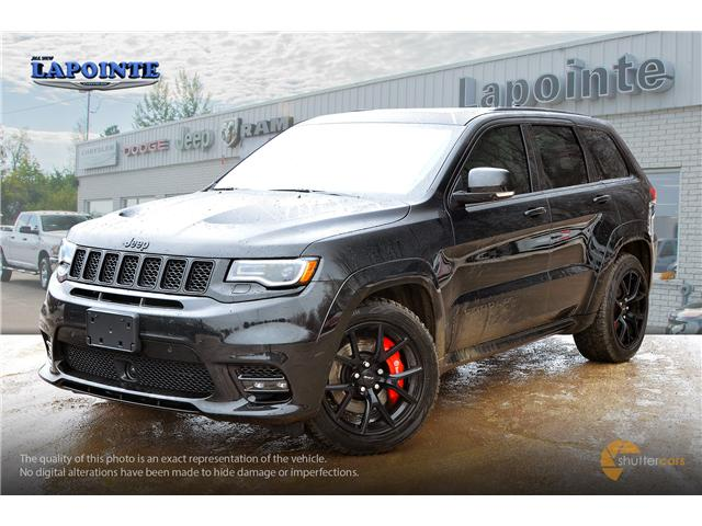 2018 Jeep Grand Cherokee SRT (Stk: 18084) in Pembroke - Image 2 of 20