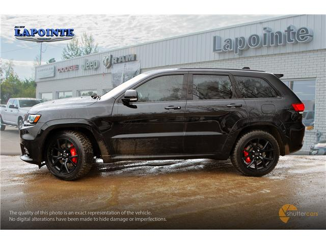 2018 Jeep Grand Cherokee SRT (Stk: 18084) in Pembroke - Image 3 of 20