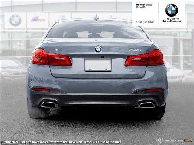 2018 BMW 540i xDrive (Stk: B923255) in Oakville - Image 5 of 11