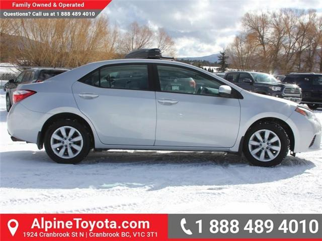 2014 Toyota Corolla LE (Stk: J552535A) in Cranbrook - Image 6 of 16