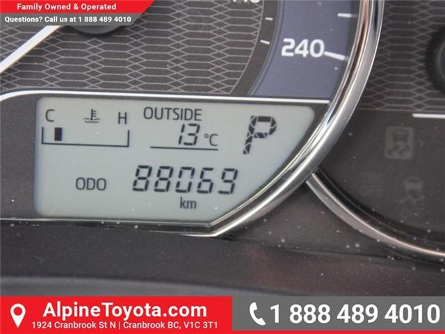 2014 Toyota Corolla LE (Stk: J552535A) in Cranbrook - Image 15 of 16