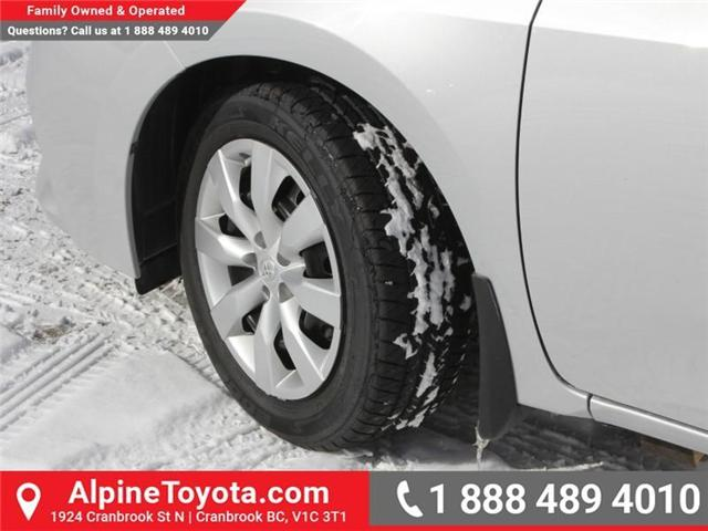 2014 Toyota Corolla LE (Stk: J552535A) in Cranbrook - Image 16 of 16