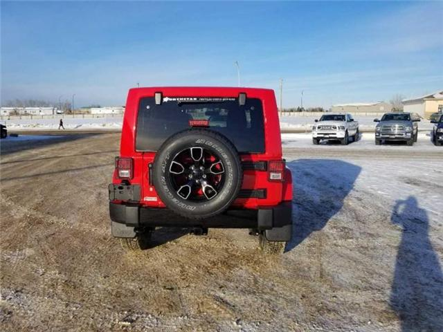 2018 Jeep Wrangler JK Unlimited Sahara (Stk: RT096) in  - Image 6 of 18