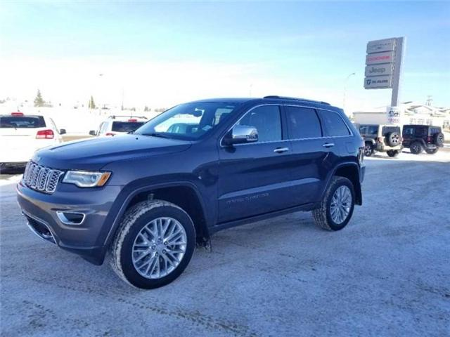 2018 Jeep Grand Cherokee Overland (Stk: RT097) in  - Image 2 of 20