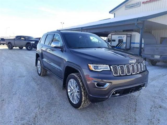 2018 Jeep Grand Cherokee Overland (Stk: RT097) in  - Image 4 of 20