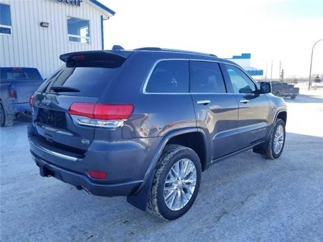 2018 Jeep Grand Cherokee Overland (Stk: RT097) in  - Image 6 of 20