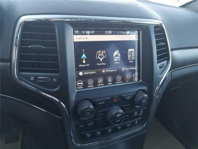 2018 Jeep Grand Cherokee Overland (Stk: RT097) in  - Image 15 of 20