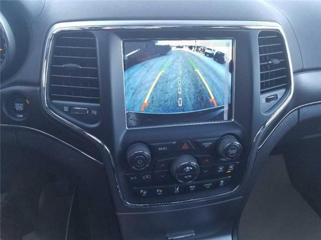 2018 Jeep Grand Cherokee Overland (Stk: RT097) in  - Image 16 of 20