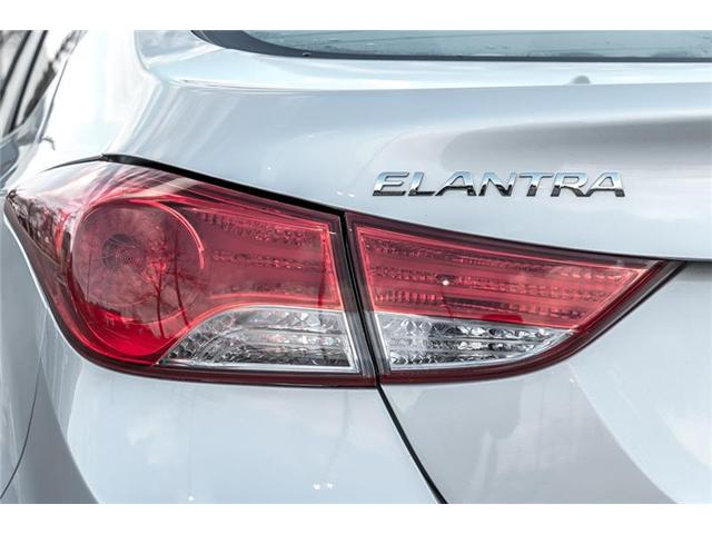 2013 Hyundai Elantra GL (Stk: U4673A) in Mississauga - Image 13 of 17