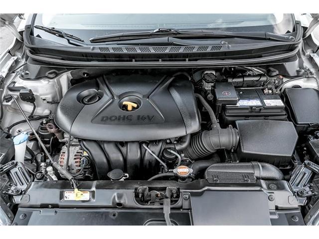 2013 Hyundai Elantra GL (Stk: U4673A) in Mississauga - Image 14 of 17
