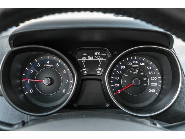 2013 Hyundai Elantra GL (Stk: U4673A) in Mississauga - Image 15 of 17