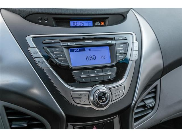 2013 Hyundai Elantra GL (Stk: U4673A) in Mississauga - Image 16 of 17