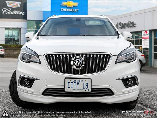 2017 Buick Envision Essence (Stk: 2751604) in Toronto - Image 2 of 28