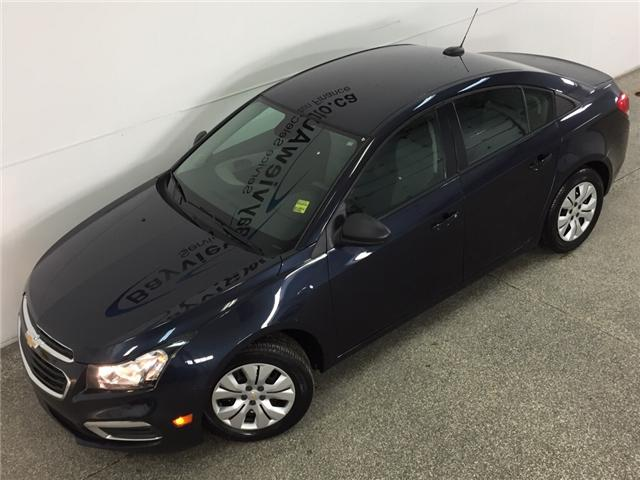 2015 Chevrolet Cruze - AUTO|1.8L|A/C|ON STAR|19,250 KM! (Stk: 32209J) in Belleville - Image 2 of 25