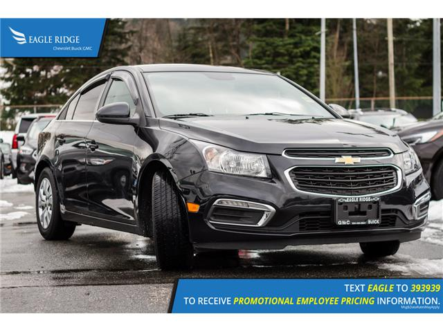2015 Chevrolet Cruze 1LT (Stk: 150498) in Coquitlam - Image 1 of 19