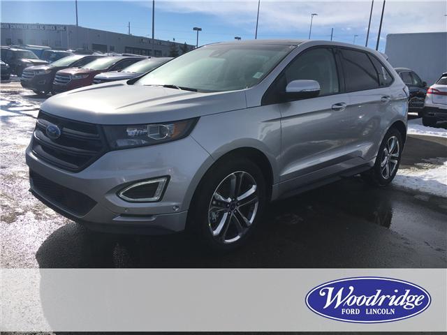 2018 Ford Edge Sport (Stk: J-521) in Calgary - Image 1 of 6