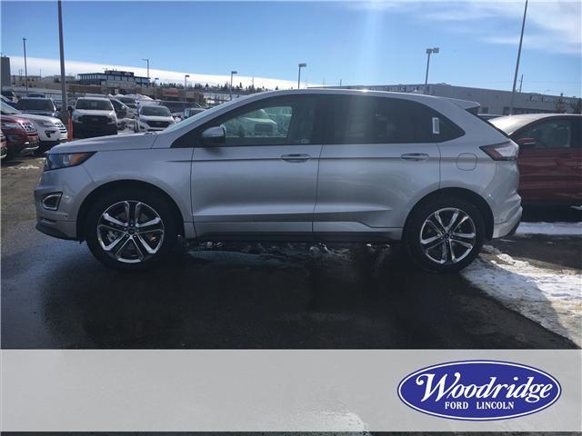 2018 Ford Edge Sport (Stk: J-521) in Calgary - Image 2 of 6