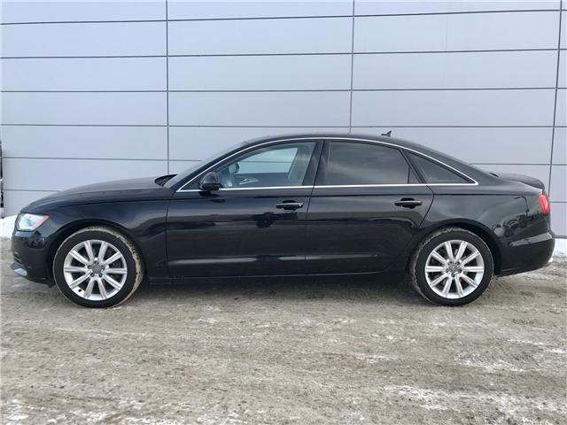 2015 Audi A6 2.0T Progressiv (Stk: 1703201) in Regina - Image 2 of 19