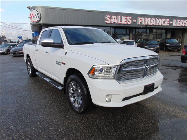 2015 RAM 1500 Longhorn (Stk: 15-579102) in Abbotsford - Image 1 of 16