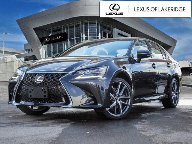 2018 Lexus GS 350 Premium (Stk: L18137) in Toronto - Image 1 of 18