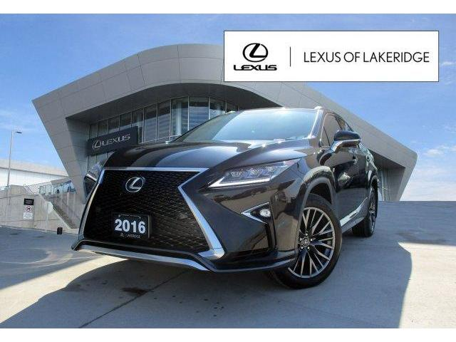 2016 Lexus RX 350 Base (Stk: L17468A) in Toronto - Image 1 of 24