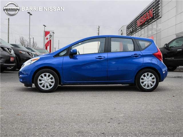 2014 Nissan Versa Note 1.6 SV (Stk: 17773A) in Barrie - Image 8 of 23